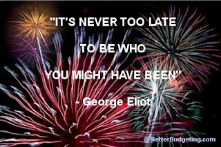 Quote - It's Never Too Late