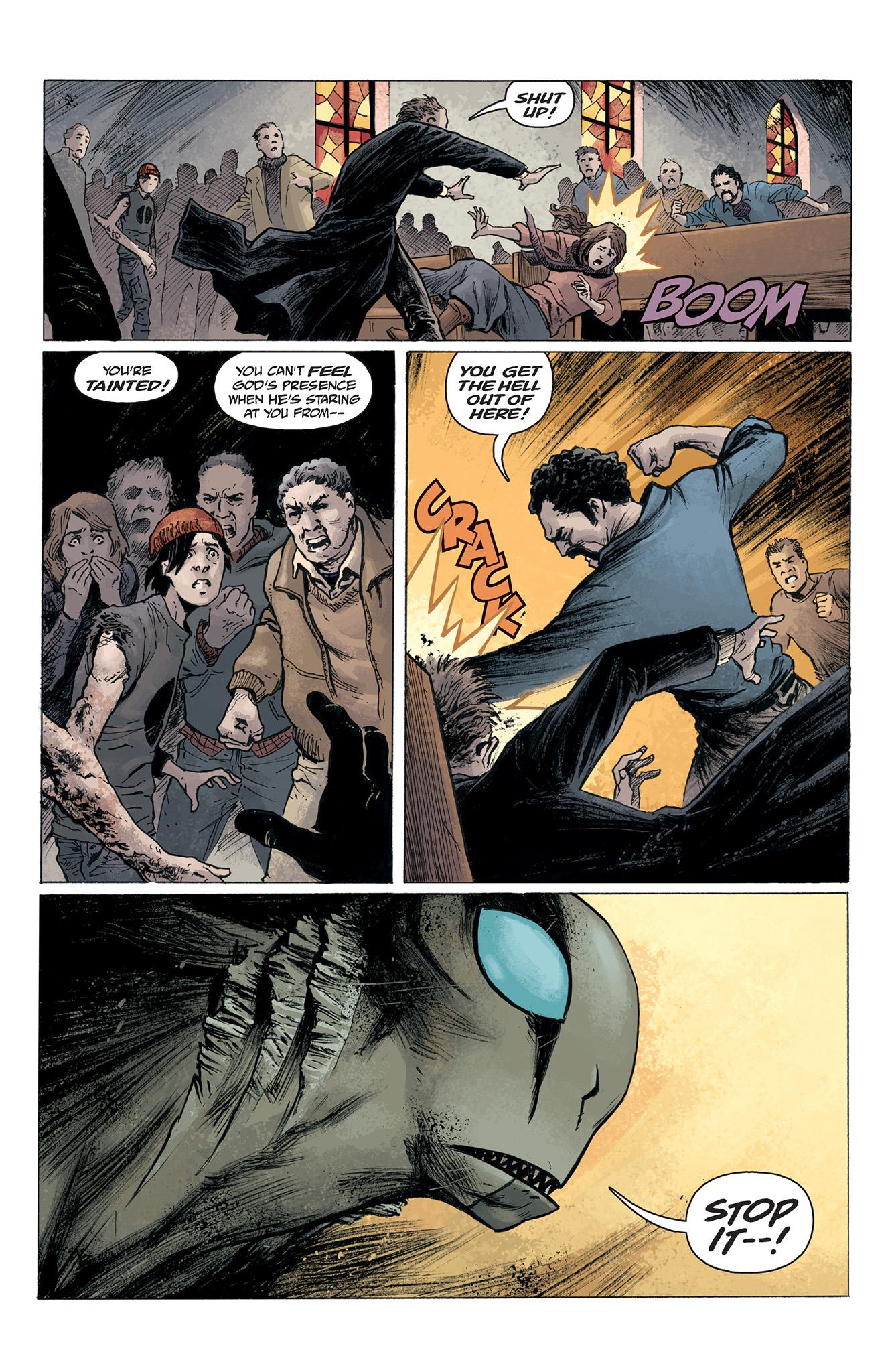 Read online Abe Sapien comic -  Issue #2 - 20