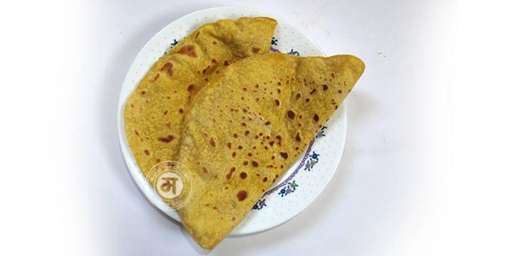 पुरणाची पोळी - पाककला | Puranachi Poli - Recipe