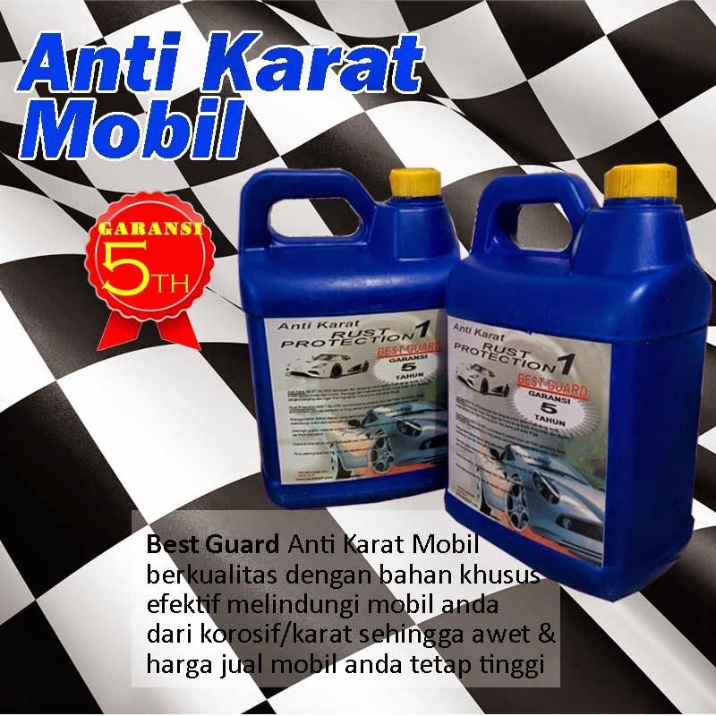 Anti Karat Mobil Surabaya