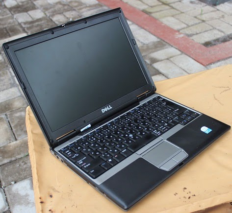 harga Dell Latitude D420 second