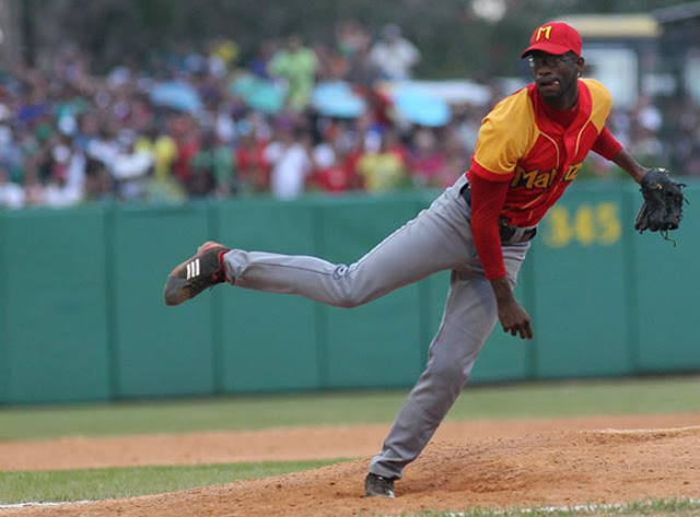En su retorno a los Cocodrilos para la venidera temporada del béisbol cubano, Fuentes confía que los más de 24 meses en aparente inactividad no le afecten el rendimiento