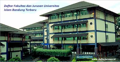 Daftar Fakultas dan Jurusan UNISBA Universitas Islam Bandung Terbaru