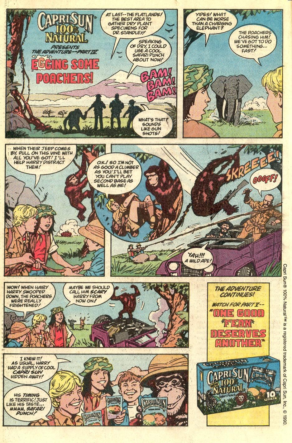 Read online Secret Origins (1986) comic -  Issue #50 - 99