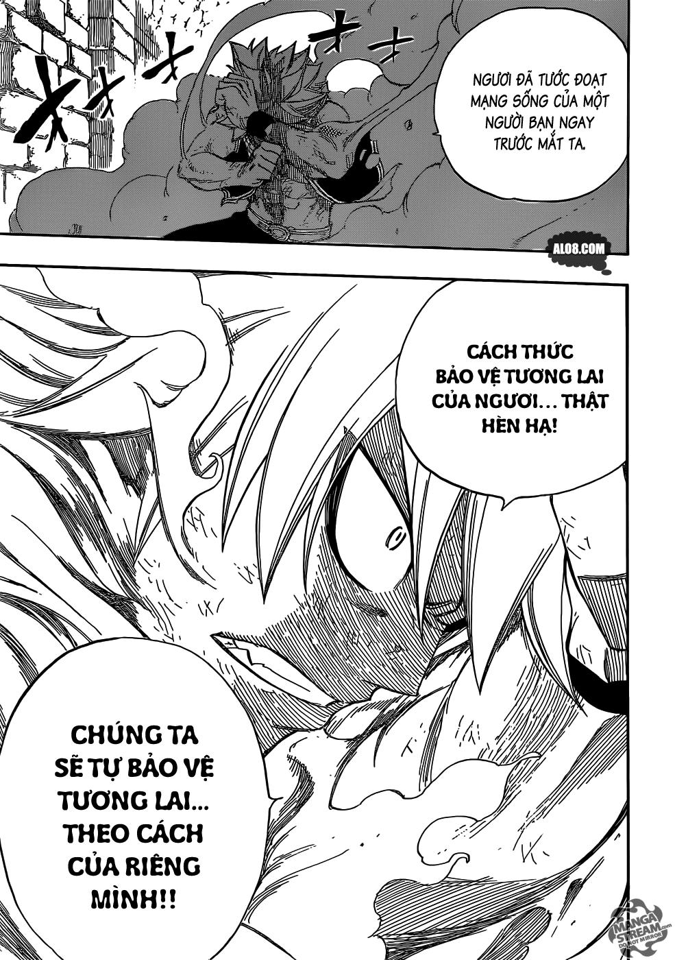Fairy Tail chap 325 trang 5