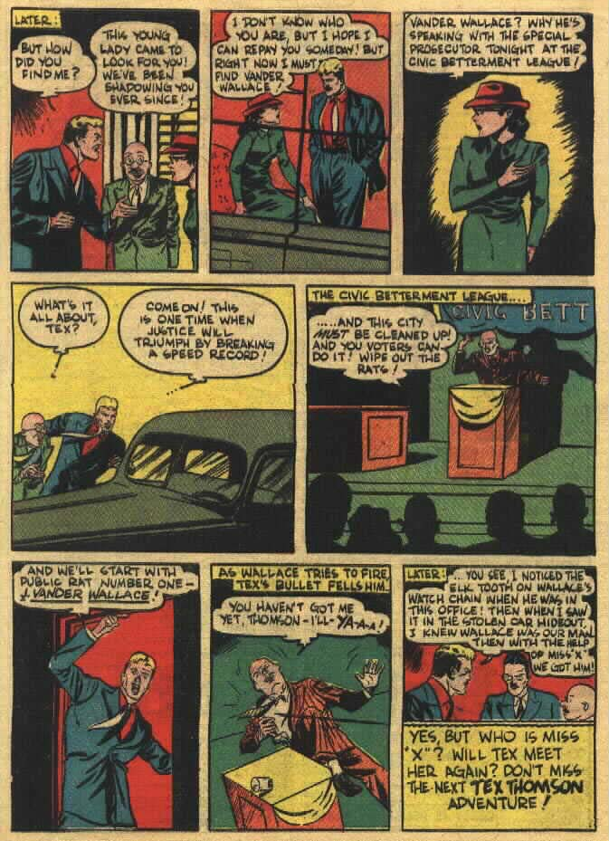 Read online Action Comics (1938) comic -  Issue #26 - 44
