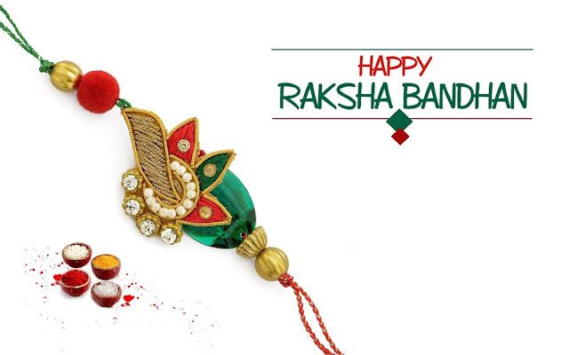 Top 2018 Happy Raksha Bandhan Images And Quotes, Greeting Card Wishes HD Wallpaper Free Download ❤