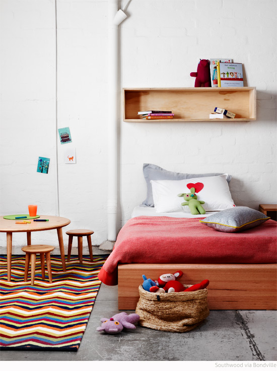 Bondville Timeless Australian Child S Bedroom By