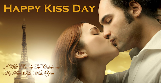 kiss day 2017 messages for him her