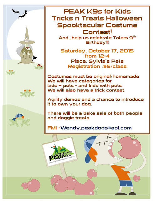 TRICK N TREAT HALLOWEEN SPOOKTACULAR COSTUME CONTEST...