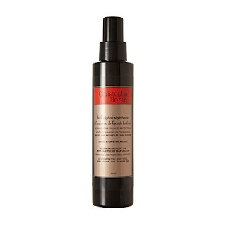 Christophe Robin Regenerating Plant Oil