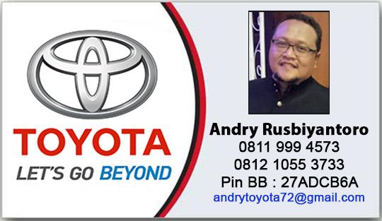 Rekomendasi Sales Tunas Toyota Bekasi