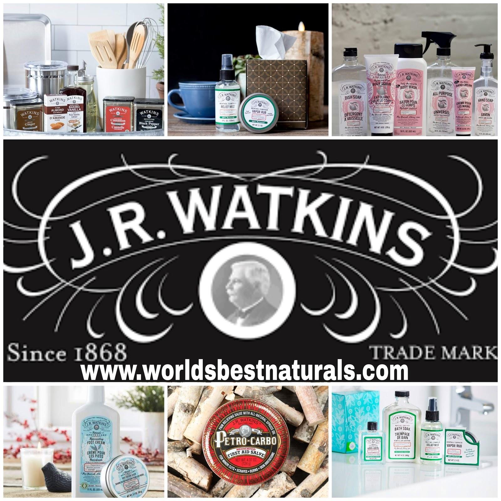 Join JR Watkins