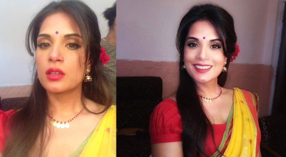 Richa Chadha's Look From '3 Storeys'