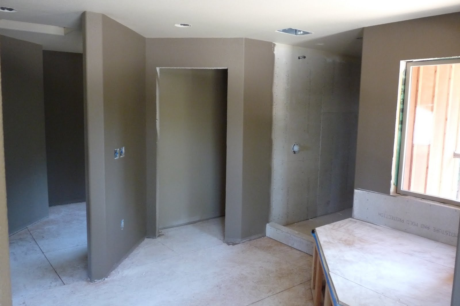 Building our dream home paint - Sherwin williams foothills interior ...