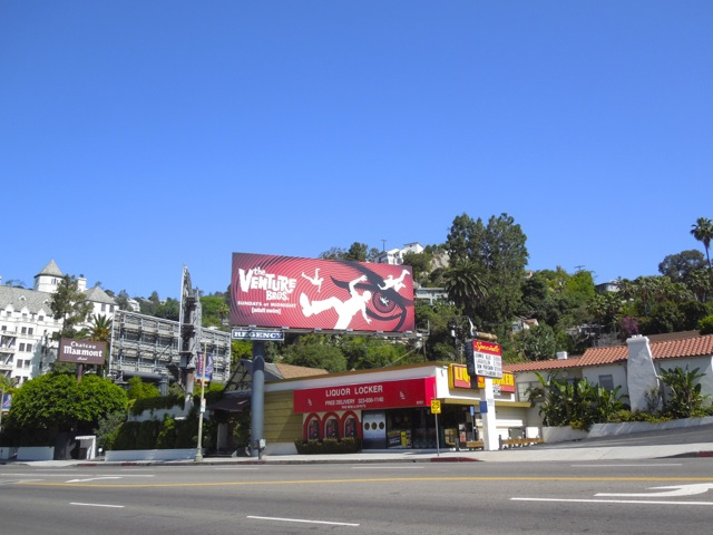 Venture Bros 5 billboard