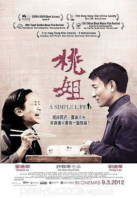Sinopsis film A Simple Life (2011)