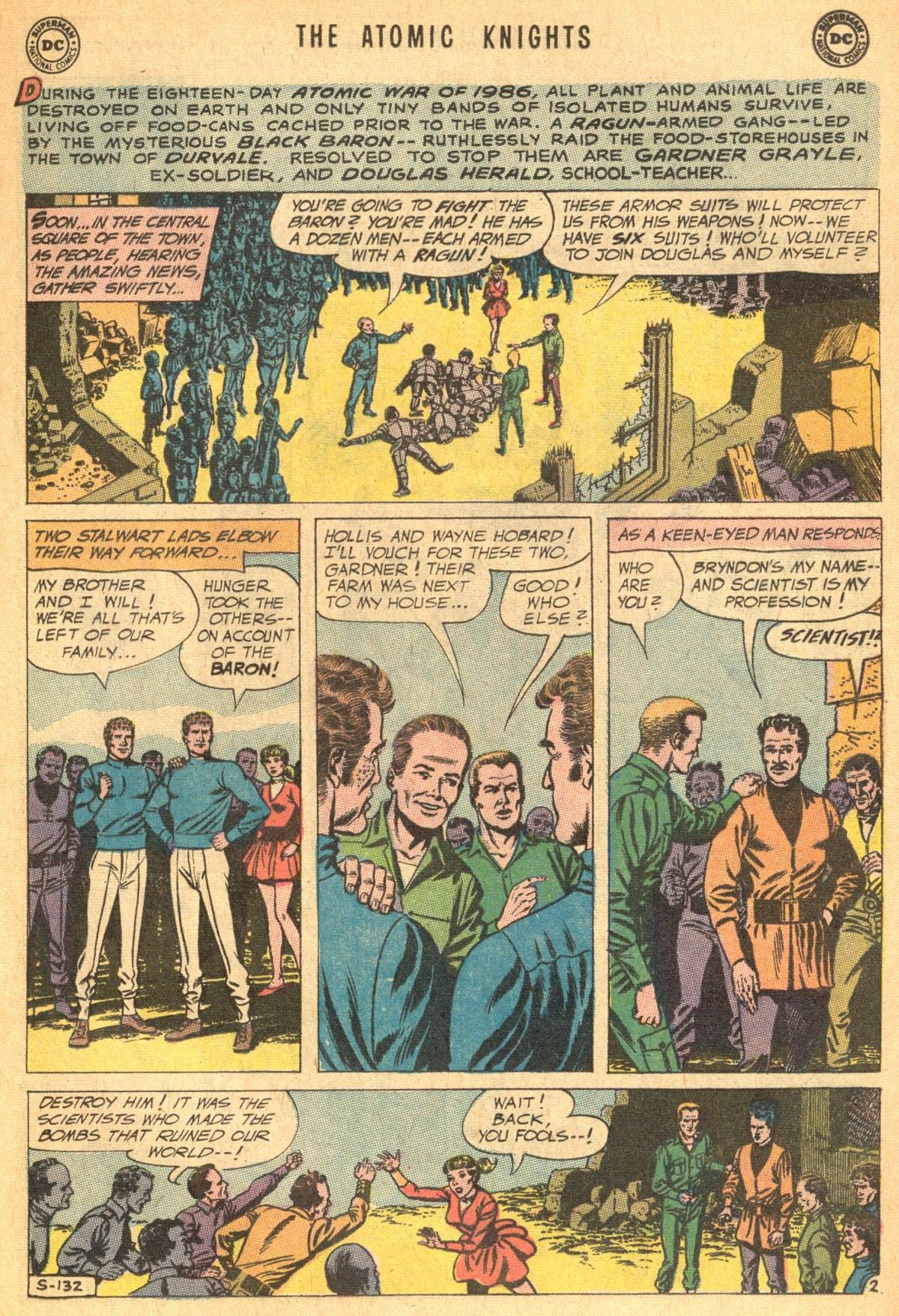 Strange Adventures (1950) issue 218 - Page 25