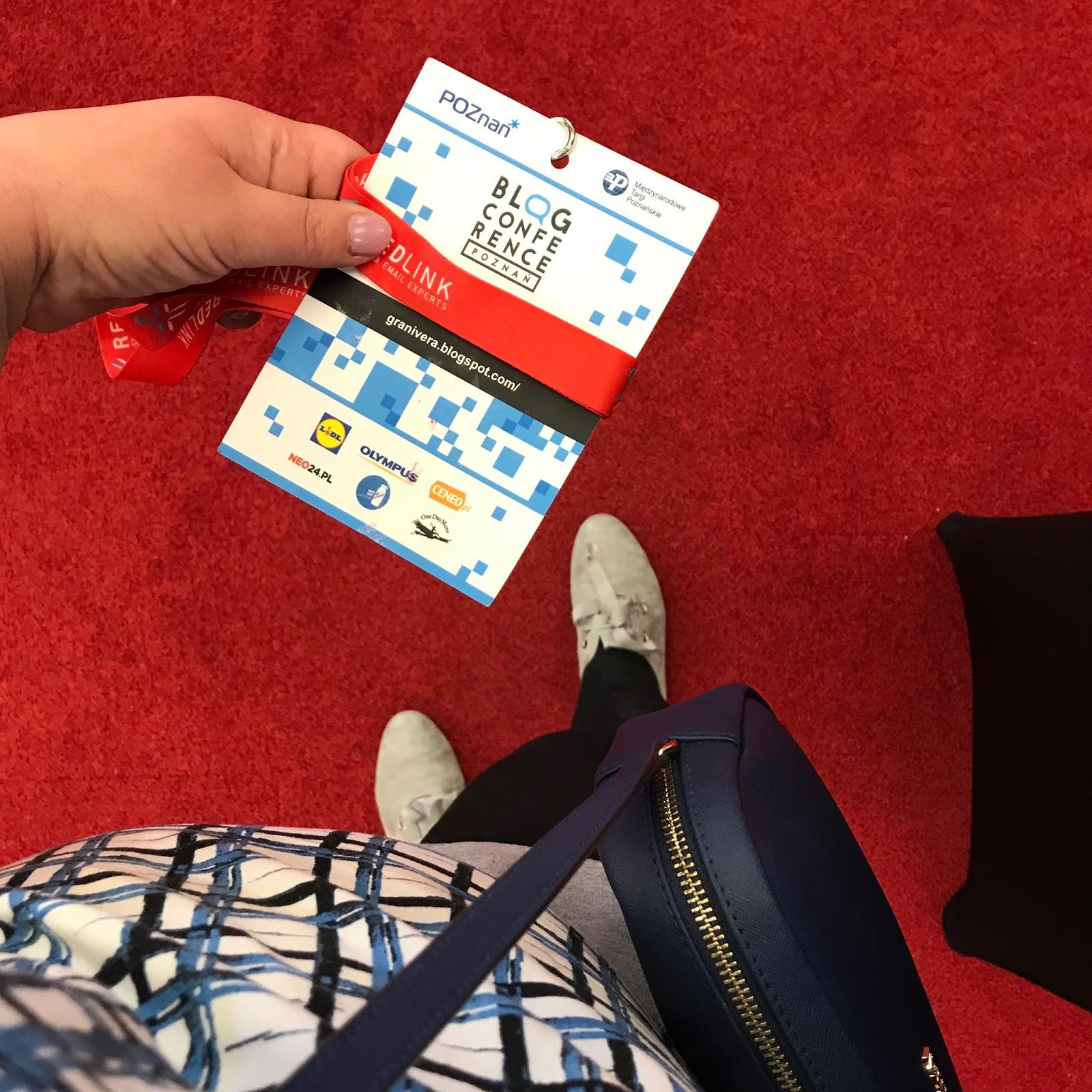 Poznań Blog Conference 2018/ Podsumowanie konferencji / Czy warto wybrać się na konferencje blogerów/ infulencerów?