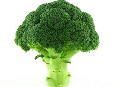 Brokoli Si Penghalau Kanker