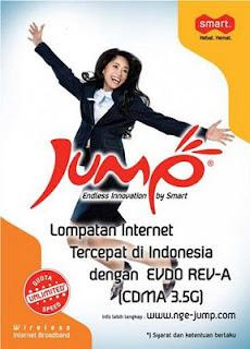 Internet Unlimited Teknologi CDMA