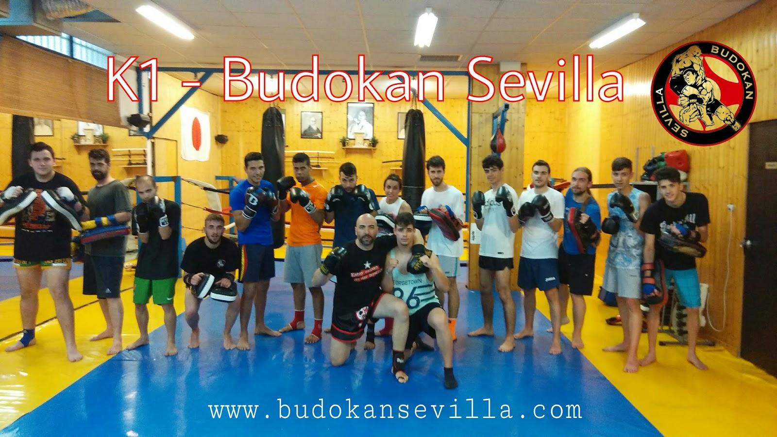 Budokan blog de artes marciales k1 budokan sevilla - Artes marciales sevilla ...