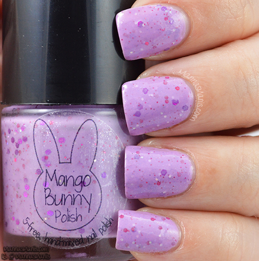 Mango Bunny Pony Palooza Faithful Student swatches
