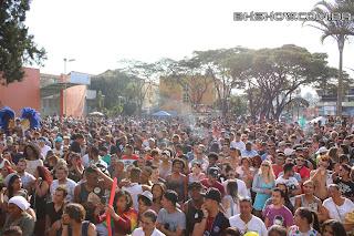 IMG 9878 - 13ª Parada do Orgulho LGBT Contagem reuniu milhares de pessoas