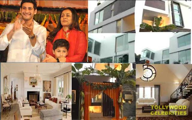 Mahesh Babu House