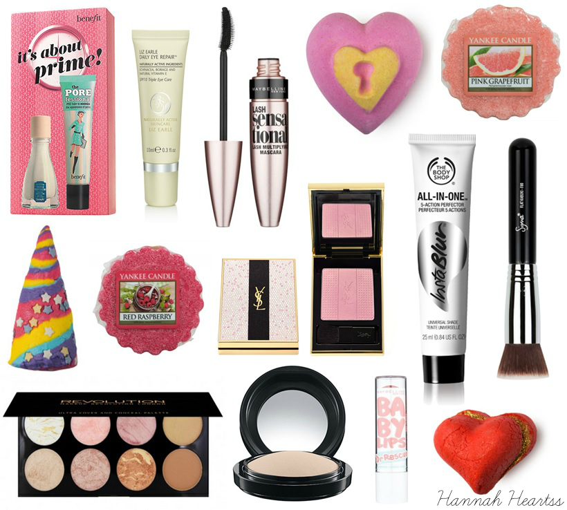 Beauty Wishlist #19