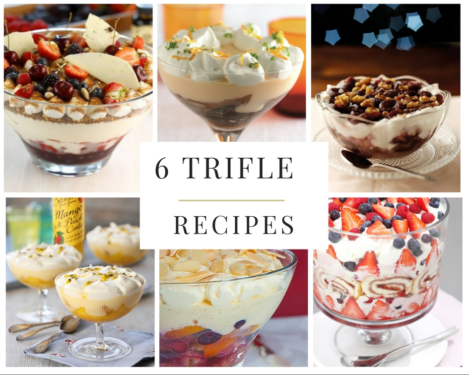 6 Trifle Recipes To Try Out: Perfect For Christmas