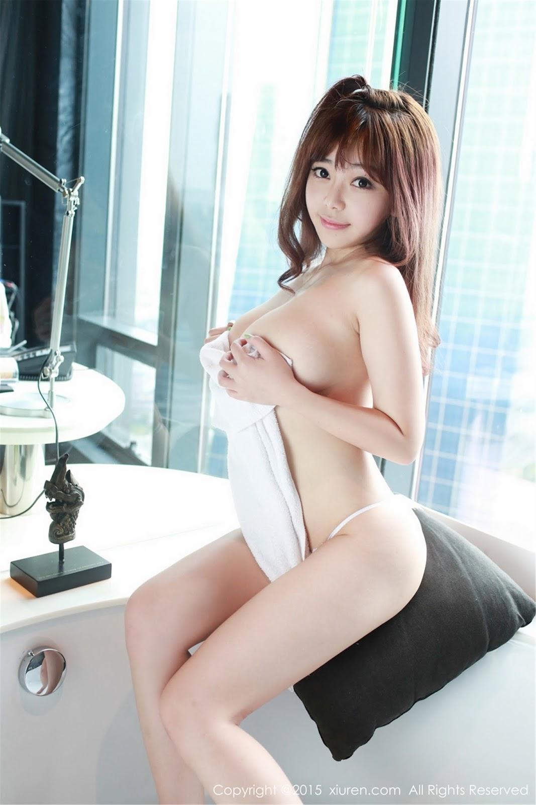 0048 - Beautiful Nude Girl XIUREN NO.280 FAYE Love Tits