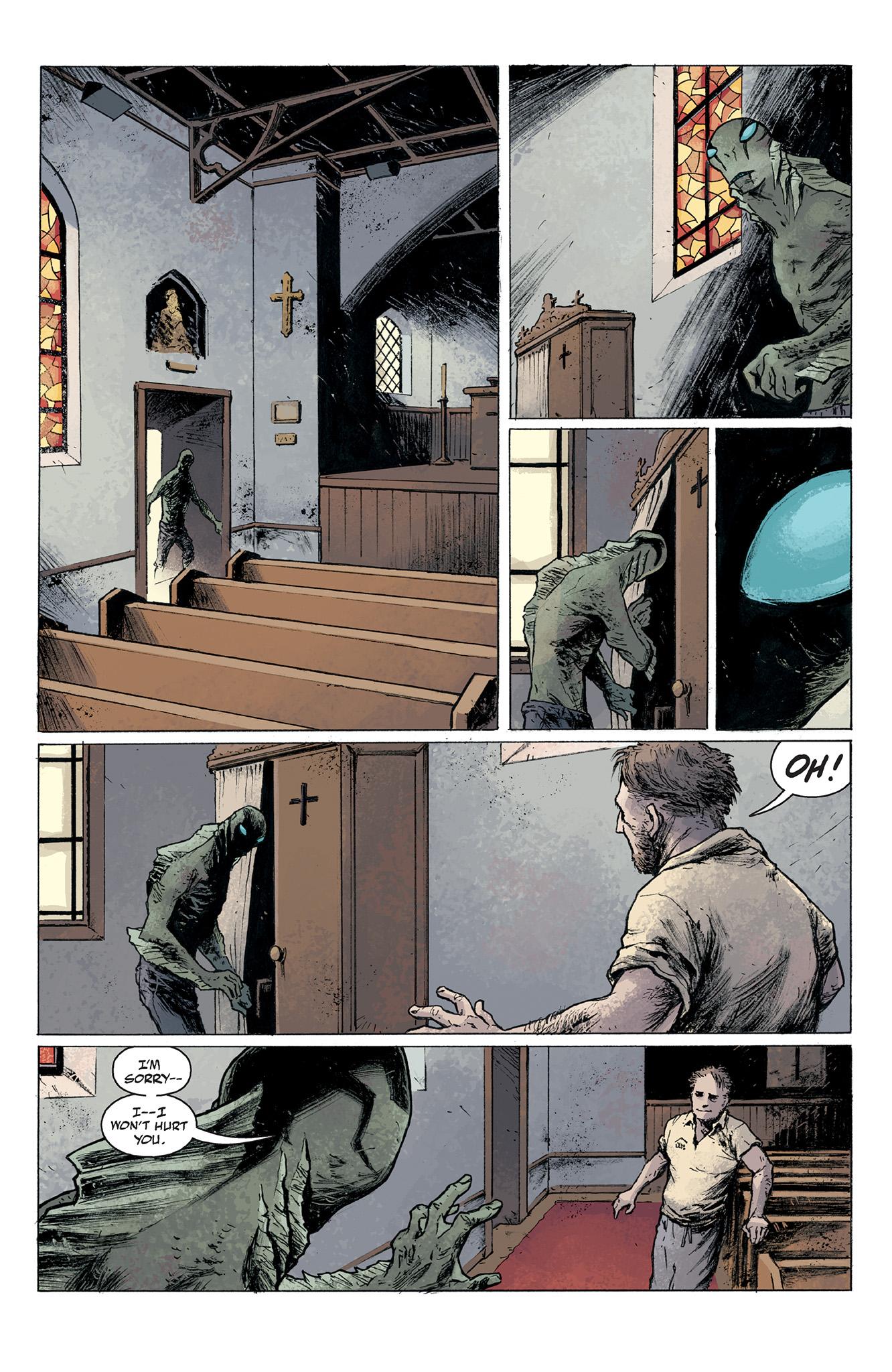 Read online Abe Sapien comic -  Issue #2 - 10