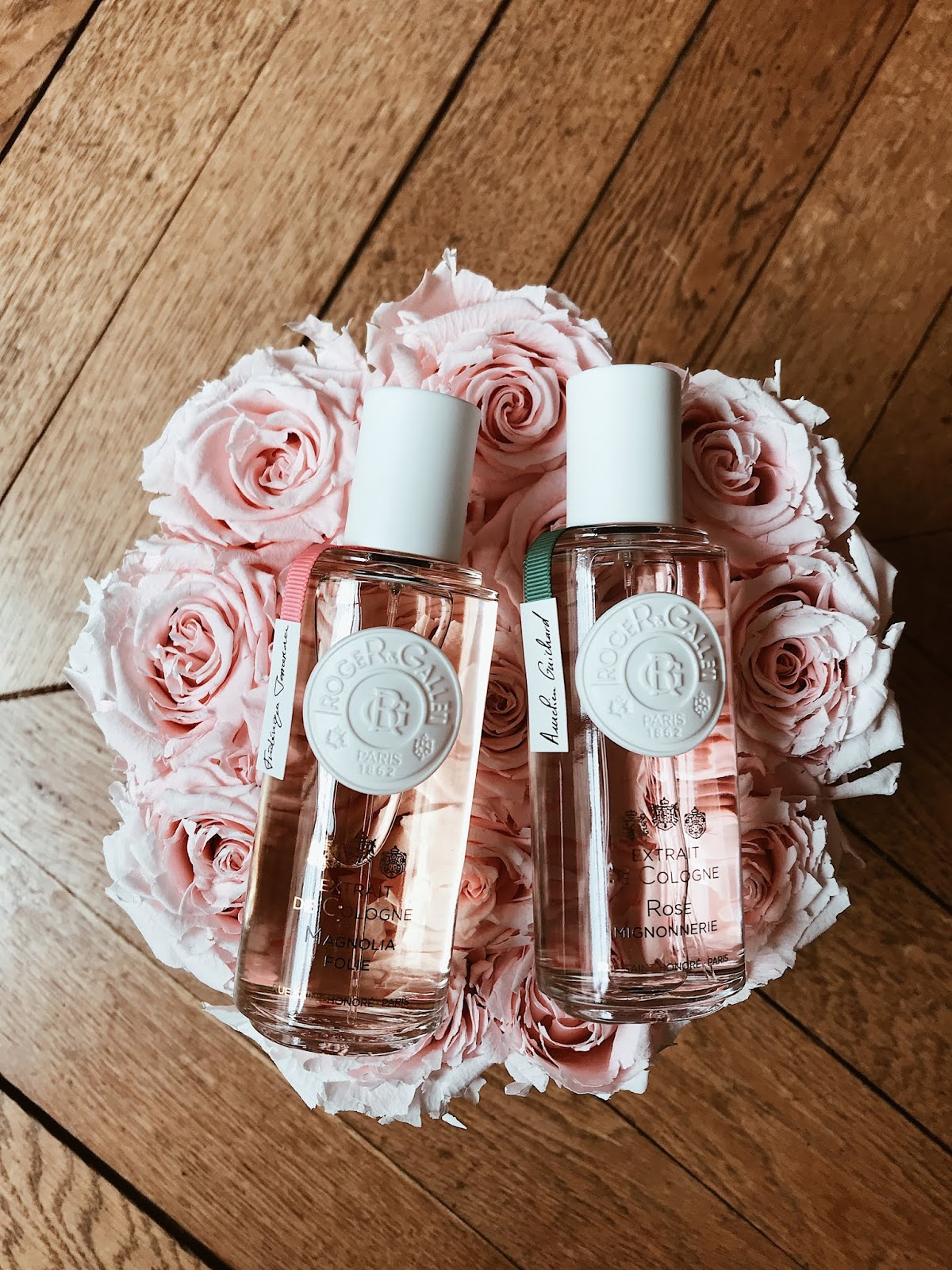 Roger Gallet Et Ses Champs De Roses They Call Me Mellie