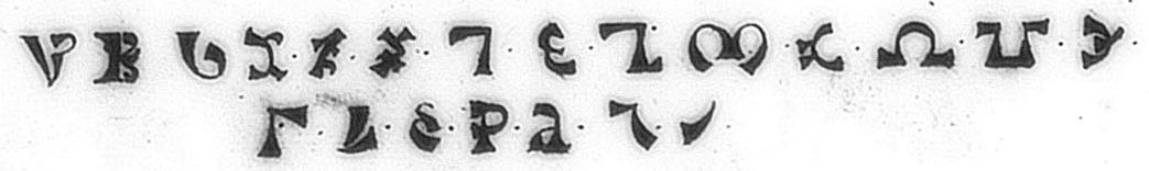 enochian symbol for love - photo #29