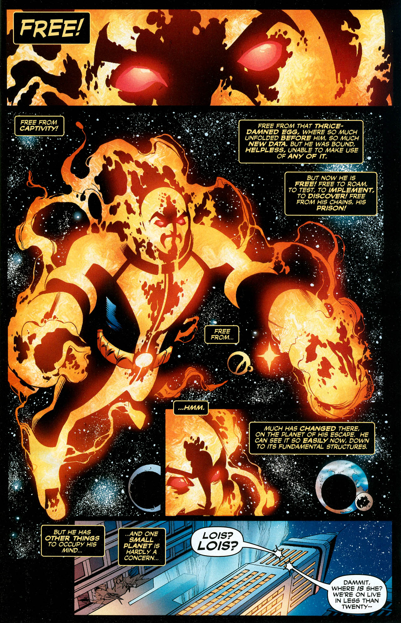 Read online Trinity (2008) comic -  Issue #18 - 3