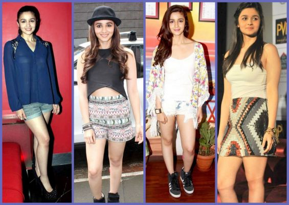 The Stylish Alia Bhatt