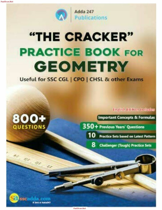 The Cracker-Practice Book for Geometry eBook PDF Download