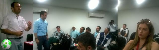 En Cúcuta, periodistas y comunicadores participan en lanzamiento del programa Convivencia y Seguridad Ciudadana