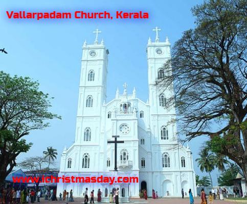 Vallarpadam Church
