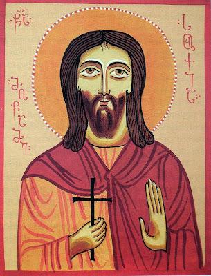 IMG ST. ANASTASIUS Martyr of Georgia