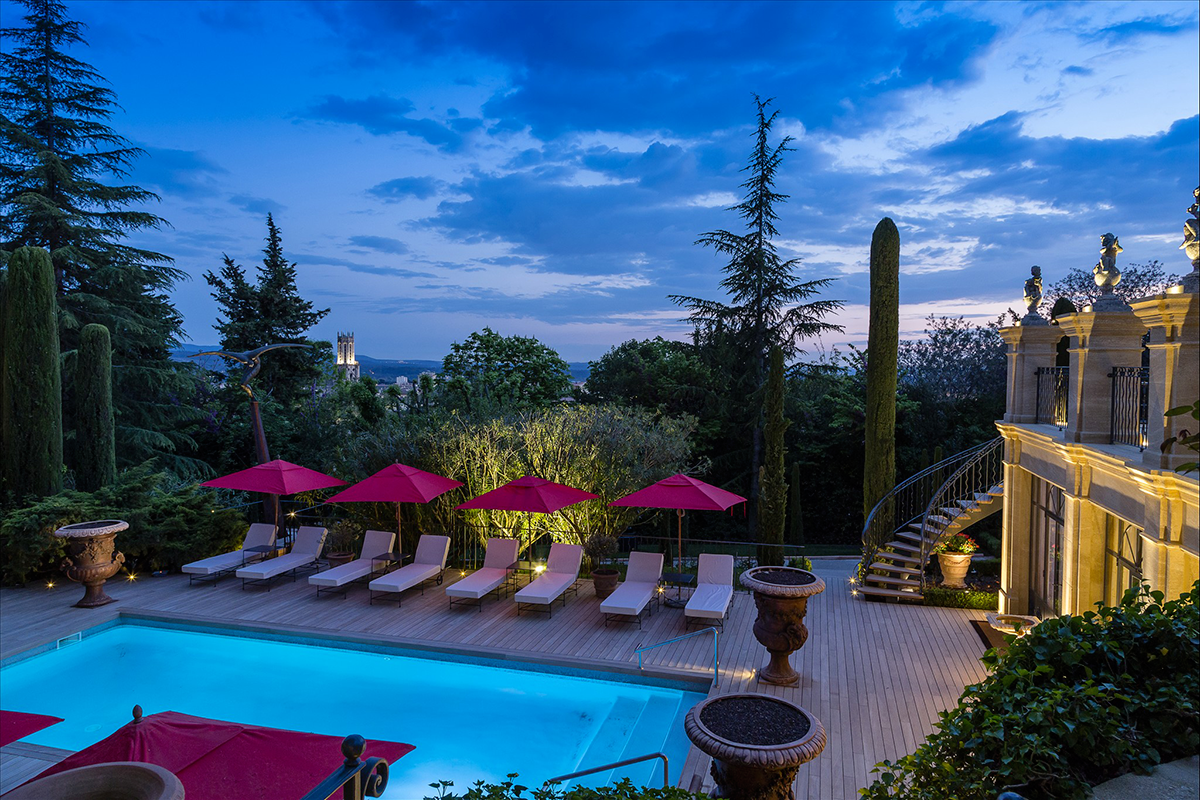 Passion for luxury la villa gallici aix en provence for Hotels in france