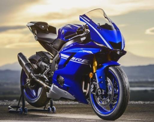 Spec Yamaha YZF R6