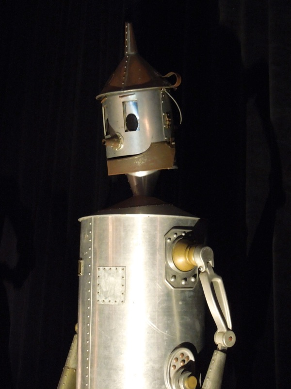 Return to Oz Tin Man