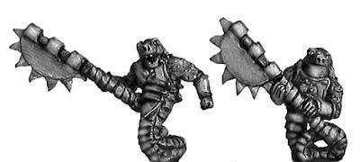 Ophidian Imperial Guard Elite 400FAN049