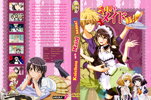 Kaichou wa Maid-sama! Torrent - HDTV