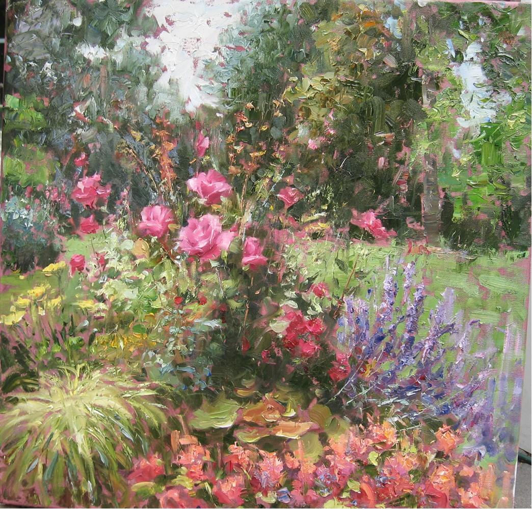 Eugene J. Paprocki 1971 | American Impressionist painter