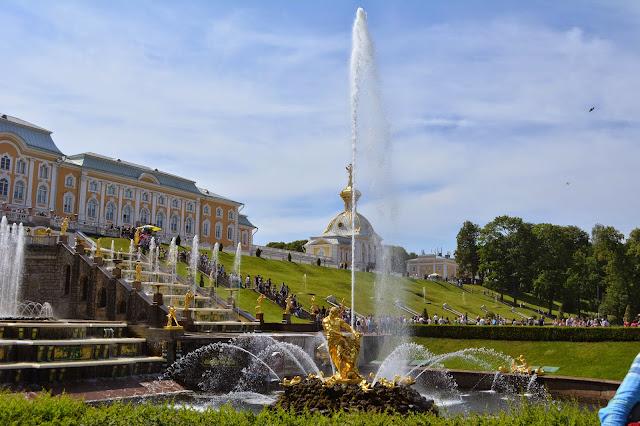 Petergof Sarayı, St. Petersburg