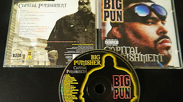 Un dia como hoy se lanzo el album; Capital Punishment de Big Pun, al publico.