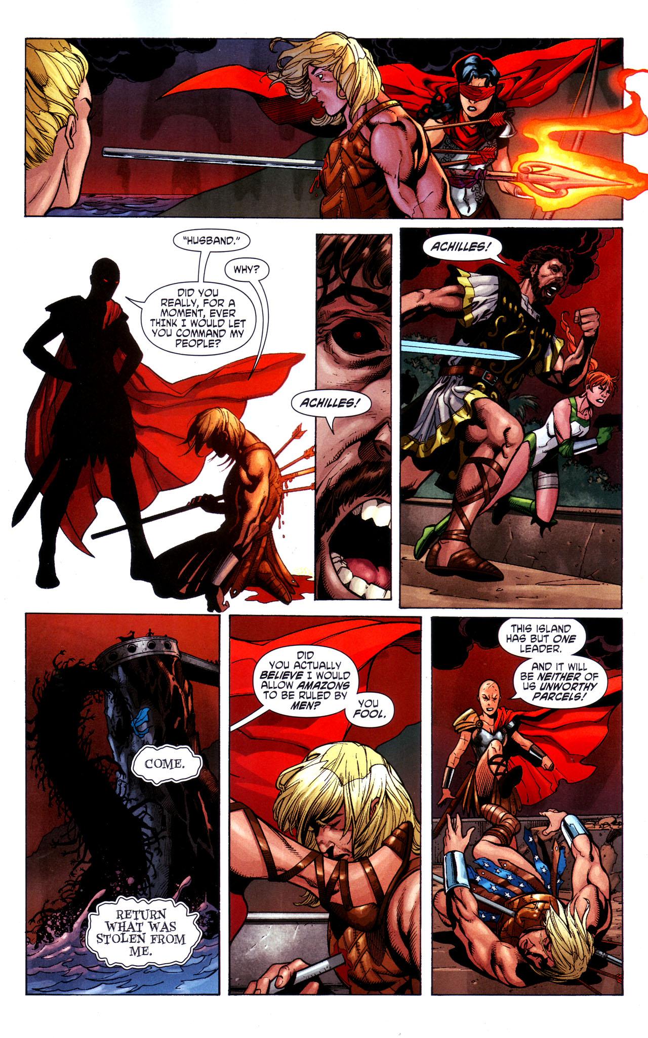 Read online Wonder Woman (2006) comic -  Issue #39 - 7